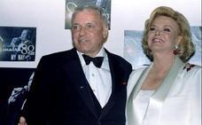 Barbara Sinatra, la viuda de Frank Sinatra, muere a los 90 años