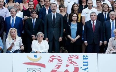 La fiebre olímpica regresa a Barcelona