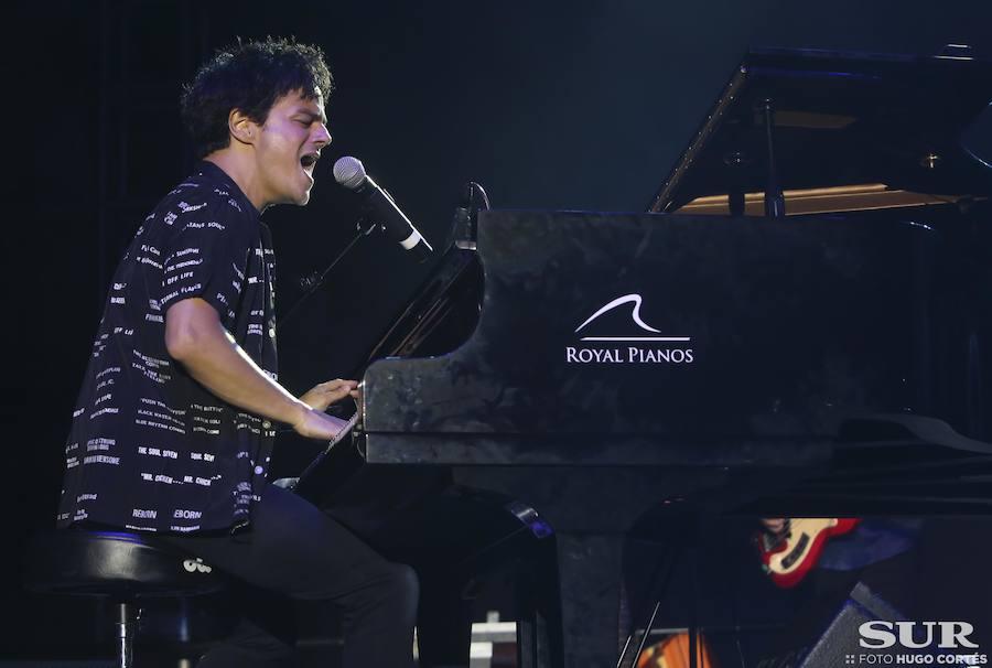 Fotos del concierto de Jamie Cullum en Fuengirola