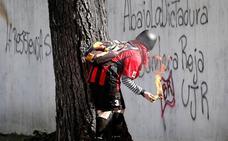 La huelga opositora en Venezuela deja tres muertos y 159 detenidos
