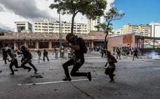 Maxima tensión en Venezuela