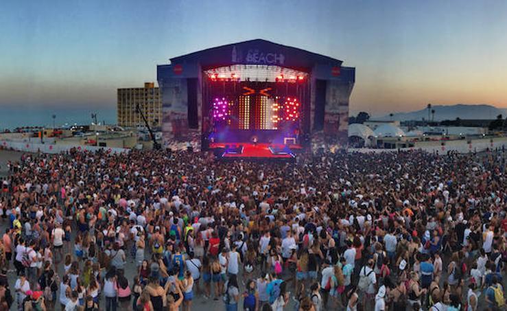 En imágenes, el Coca-Cola Music Experience