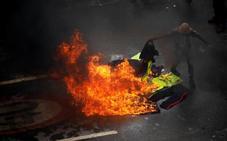 La jornada electoral en Venezuela finaliza con diez muertos y baja participación