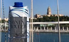 Una firma malagueña reinventa el agua en envase de cartón