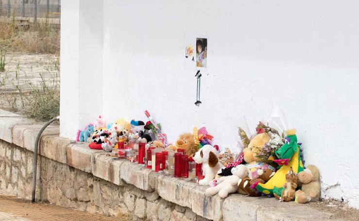 Pizarra continua incrédula ante el fallecimiento de la pequeña Lucía