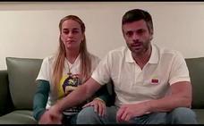 López y Ledezma vuelven a prisión bajo una fuerte condena internacional