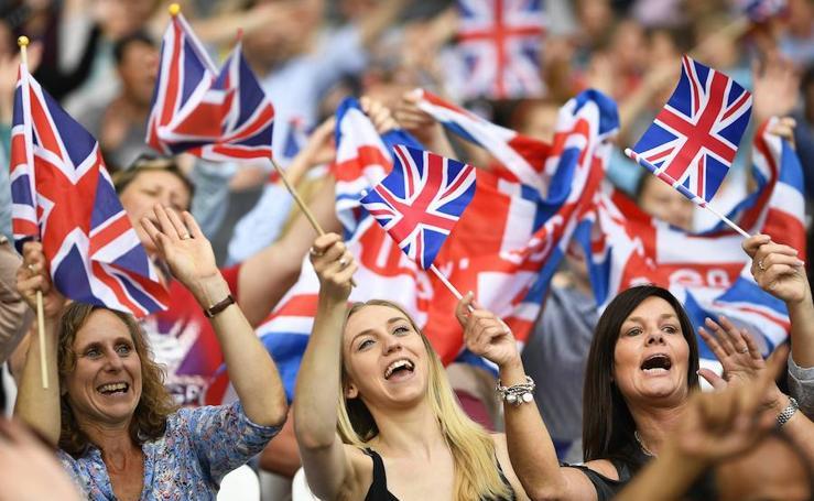 El Campeonato Mundial de Atletismo en Londres