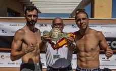 Lleno en el Holiday World para conocer al campeón de España de superwelter