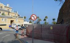 El Ministerio baraja dos opciones para reanudar las obras de la depuradora de Nerja