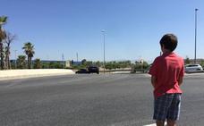 Mejora peatonal de acceso al parque