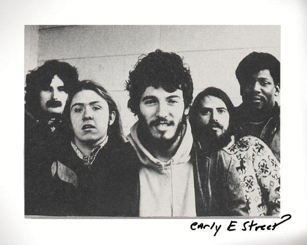Springsteen, con la E Street Band./