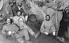 Aquel verano del arqueólogo Pedro Cantalejo en Ardales