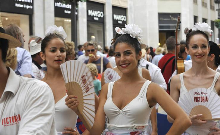 La música anima la Feria del Centro este miércoles
