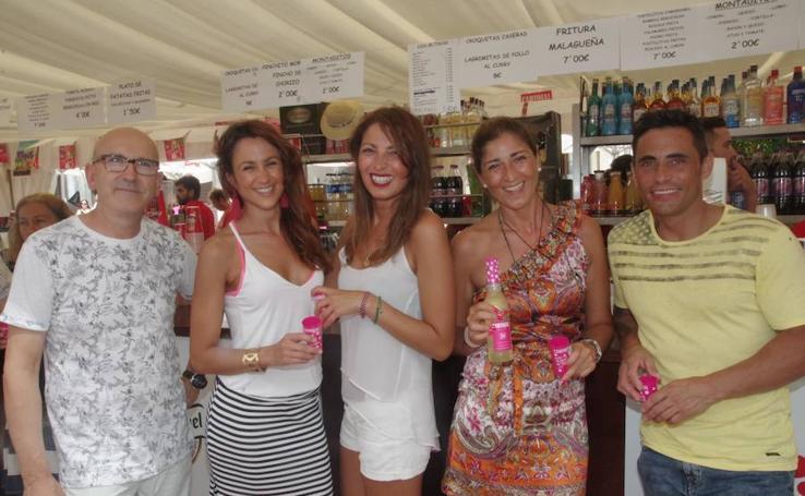 La Caseta Abanico, este jueves de Feria
