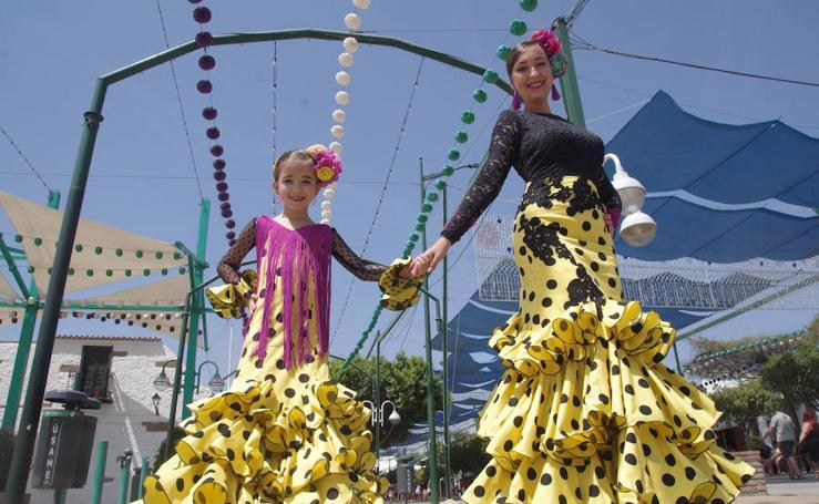 El Real se llena este viernes de Feria