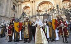 La Cabalgata Histórica pone el broche final a la Feria de Málaga 2017