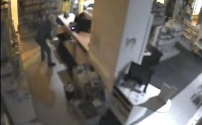 La Policía alerta de una nueva modalidad de robos con violencia en empresas en Málaga