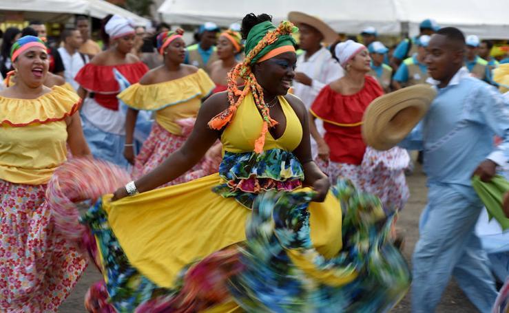 El Festival Pacífico Petronio Álvarez en Colombia