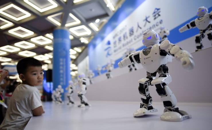 Conferencia Mundial del Robot en China