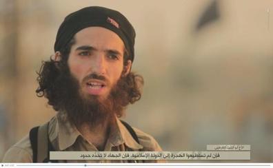 Uno de los terroristas del Daesh que amenaza a España en un vídeo, hijo de una malagueña