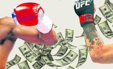 Mayweather y McGregor: El negocio del siglo