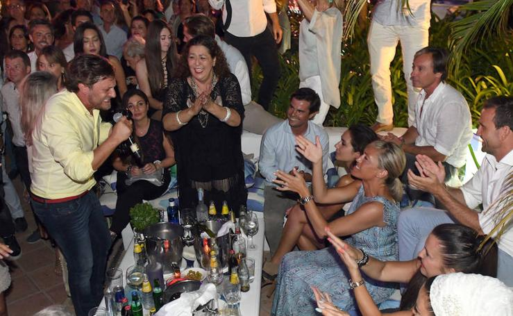 Los famosos no faltan a 'The Legendary Party'
