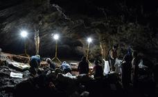 La cueva de Ardales arroja nuevos datos sobre la presencia de Neanderthales con más de 80.000 años de antigüedad