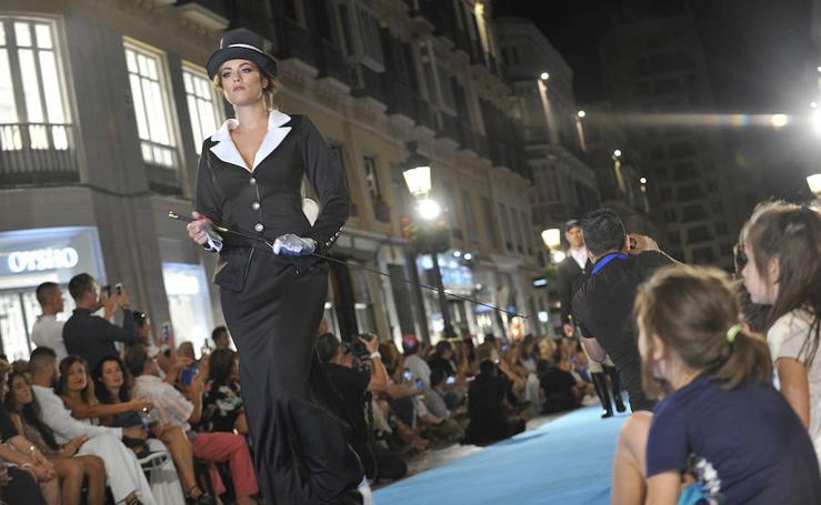 Ángel Palazuelos, en la Pasarela Larios Fashion Week