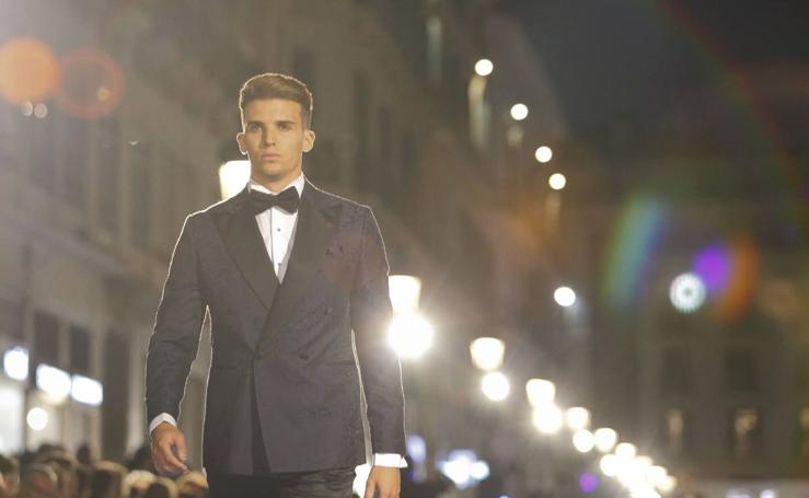 Protocolo, en la Pasarela Larios Fashion Week