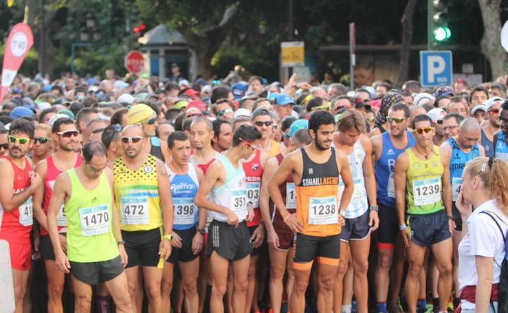 La Media Maratón de Marbella, en imágenes