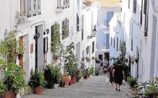 La Gran Senda ofrece cuatro nuevas rutas por Málaga este otoño