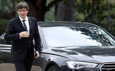 Puigdemont critica a Juncker y le exige que no dé «la espalda» a la situación política de Cataluña