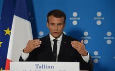 España recibe de Macron y otros líderes de la UE el apoyo en la defensa de la Constitución
