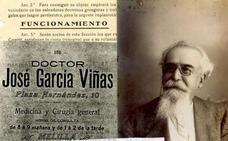 José García Viñas, el médico malagueño que proclamó la república catalana