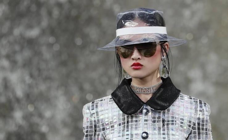 El desfile de Chanel en la Semana de la Moda de París