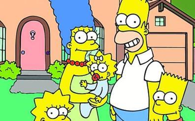 Enfado por suprimir 'Los Simpsons' durante tres días