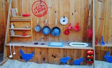 12 sitios donde comer en Málaga mientras los niños juegan