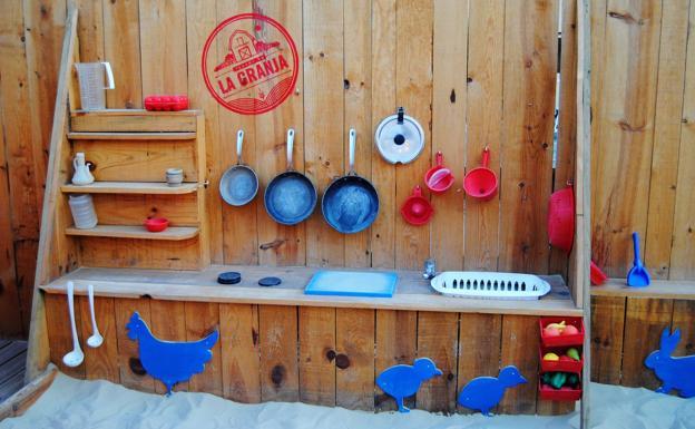 12 Sitios Donde Comer En Málaga Mientras Los Niños Juegan Diario Sur