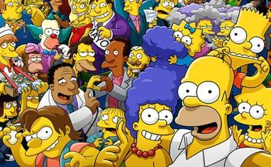 'Los Simpson' se pasan a Neox por el conflicto de Cataluña