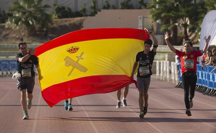 Fotos de la III Carrera Popular Guardia Civil de Málaga