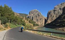 La Diputación realiza tres actuaciones para potenciar el turismo activo en el entorno de El Chorro
