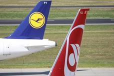 Lufthansa va a adquirir la mayor parte de Air Berlin por 1.500 millones euros