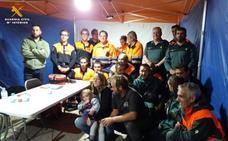 Localizada una niña de 2 años tras permanecer extraviada 9 horas en Ávila