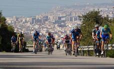 La subida ciclista a la Fuente de la Reina decide este año el 'ranking' andaluz y el circuito provincial