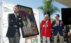 La Farola y el Dios Momo, protagonistas del cartel del Carnaval de Málaga 2018