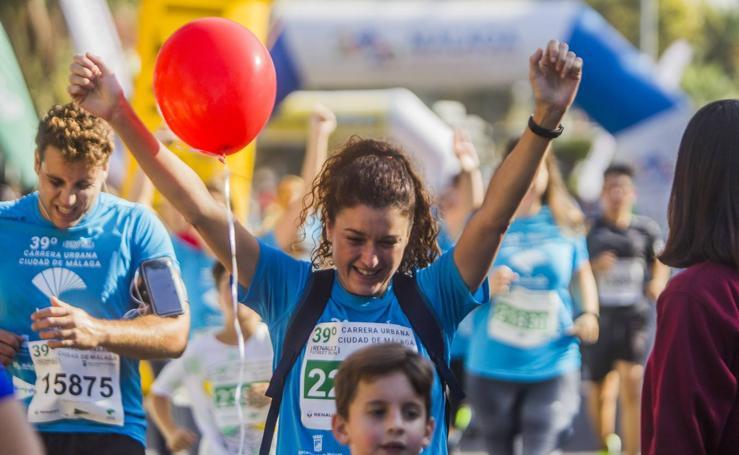 La Carrera Urbana de Málaga 2017, en fotos (IV)
