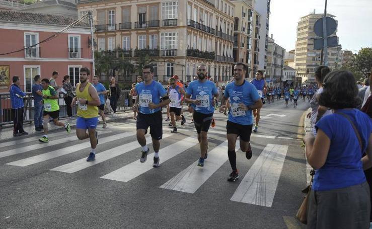 La Carrera Urbana de Málaga 2017, en fotos (VI)