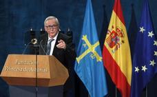 Juncker «Estoy contra los separatismos en Europa. No me gusta lo que pasa en Cataluña»