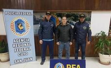 El juez argentino deja en prisión a Carlos Fernández tras recibir el pedido de extradición