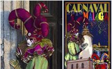 El cartel del Carnaval de Málaga 2018 deberá modificarse tras las acusaciones de plagio
